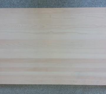 Мебельный щит бук (цельноламельный)