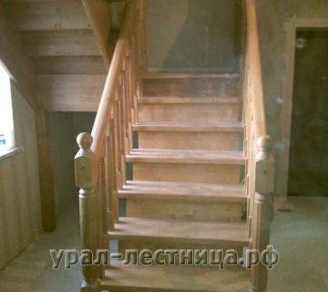 Лестница с калиткой