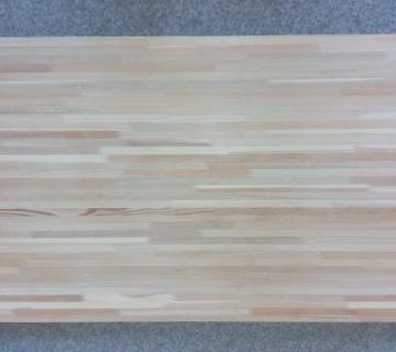 Мебельный щит лиственница (срощенная)