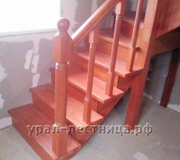 Лестница Г-образная сосна сорт А