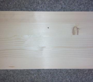 Мебельный щит сорт Б сосна