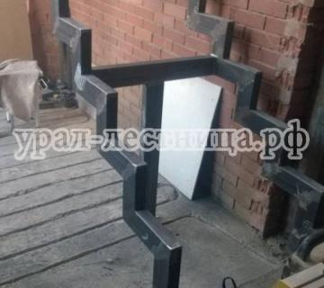 Металлокаркас «Косоурный» на ул. Ильича